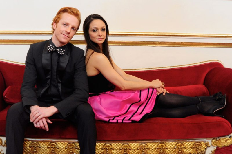 Royal Ballet's Steven McRae & Roberta Marquez for The Ballet Bag magazine.
