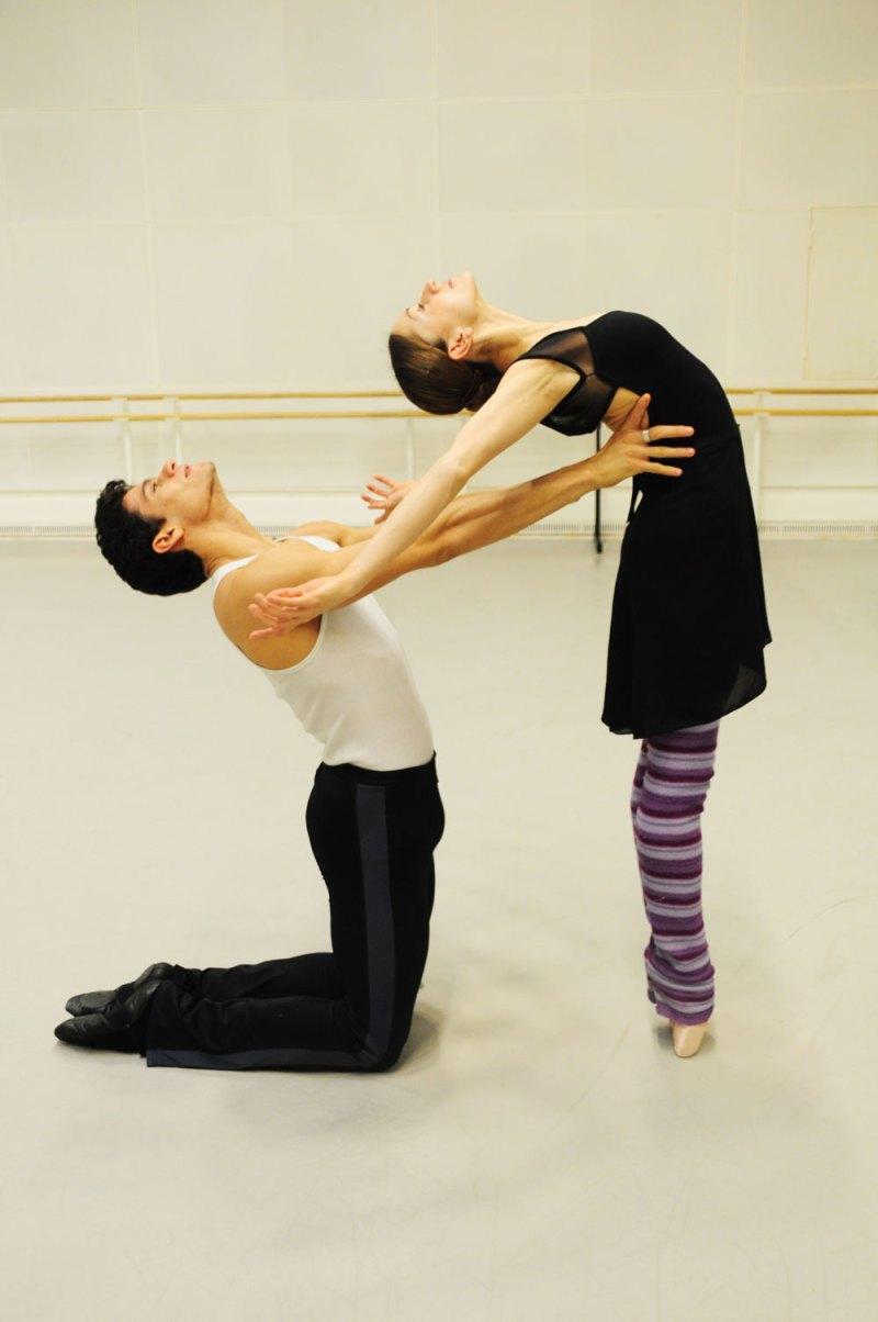 Marianela Nuñez & Thiago Soares, as Romeo & Juliet at Royal Opera House.